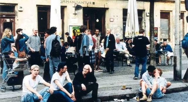 Gastronomie Prenzl.Berg ab 1998